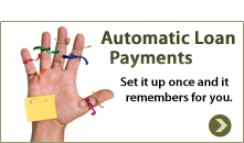 Automatic Loan Payments
