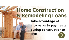 Home Construction & Remodeling Loans